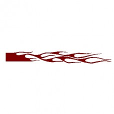 006 - Flame Decal Designs
