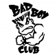 Badboy Club sticker - 080