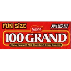 100 Grand Candy Bar Sticker