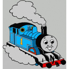 Thomas 2 decal