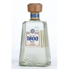 1800 Blanco Bottle Sticker