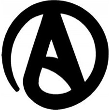 Atheist Decal A