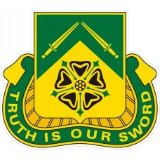 19th Military Police Battalion DUI Decal