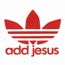 Add Jesus Decal 2