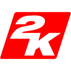 2k games company logo sticker