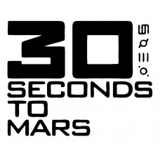 30 seconds to mars Band Vinyl Decal Stickers