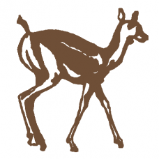 Bamby Decal
