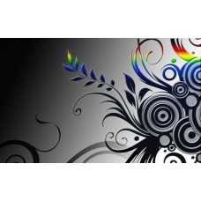 Abstract Art Vinyl Wall Decals 15