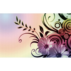 Abstract Art Vinyl Wall Decals 19