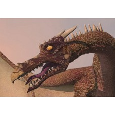 Dragons and Skull Wall Decals 10