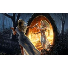 3D Fairies and Fantasy Wall Graphics 003