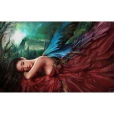 Fairies and Fantasy Wall Graphics 017