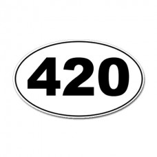 420 Decal 1