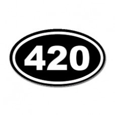 420 Decal 2