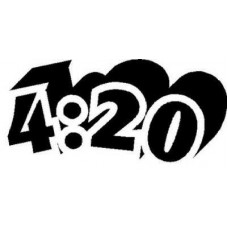 420 Decal 3
