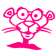 Pink Panther Head 2