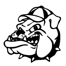 Bulldog 3 decal