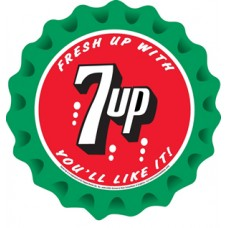 7up Bottle Cap