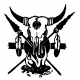 Cow Skull 3 decal