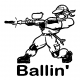 821A - Paintball decal