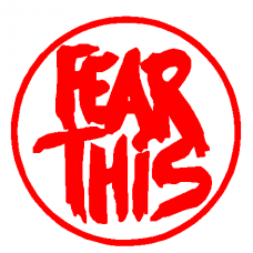 Fear This decal - 826G