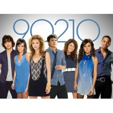 90210 Wallpaper Sticker