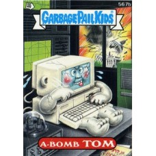 A Bomb TOM Funny Sticker Name Decal