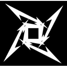 a metal state of mind band logo decal