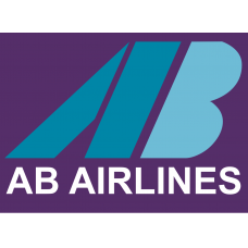 AB Airlines logo