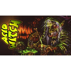 Acid Witch Color Band Sticker