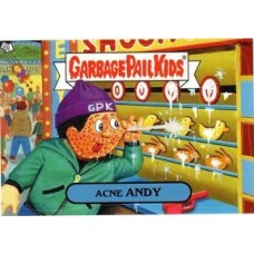 Acne ANDY Gross Sticker Funny Name Decal