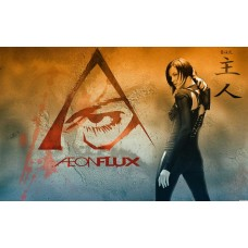 Aeon Flux Decal