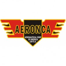 Aeronca 4 Color Sticker
