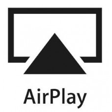AirPlay Logo Diecut Decal