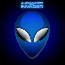 Alienware Invader Games Logo