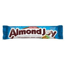 almond joy sticker