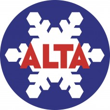 Alta Blue SKI RESORT Dot Logo