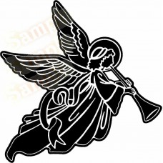 Angel Decal