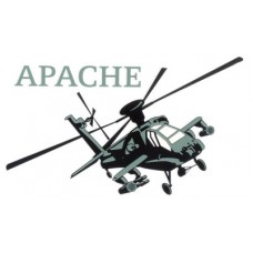 Apache Decal