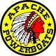 Apache Powerboats Decal Sticker 04