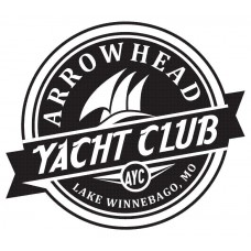 Arrowhead Yacht Club Sticker