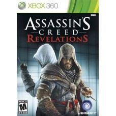 Assassins Creed Revelations Video Game Logo