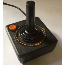 Atari Joystick Game Controler Decal