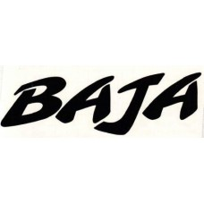 Baja 2 Boat Decal