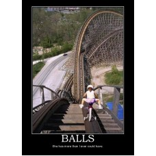 balls demotivational