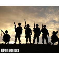 Band of Brothers Decal 1