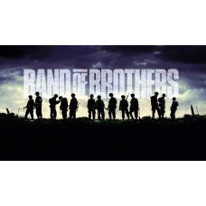 Band of Brothers TZ Series Sticker