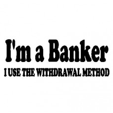 Banker Decal 12
