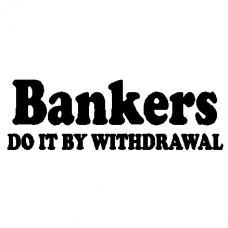Banker Decal 27