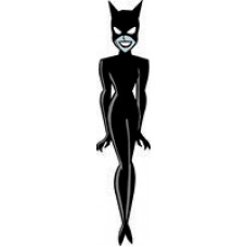 BAT 4 Adhesive Vinyl Decal Sticker